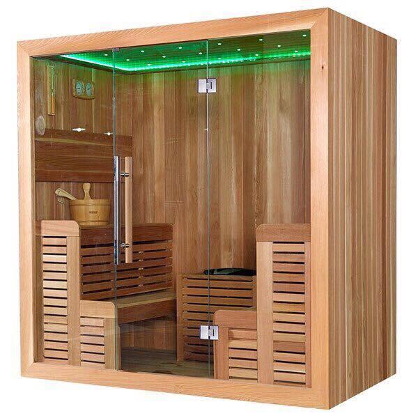 Phòng xông hơi khô thiết kế 6