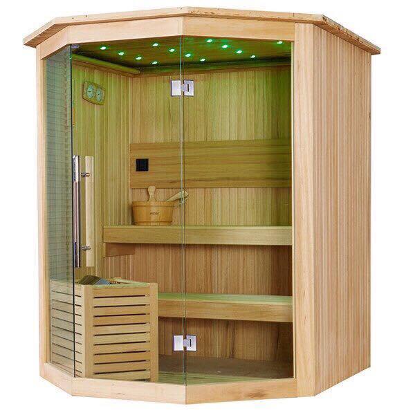 Phòng xông hơi khô thiết kế 5